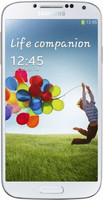 Samsung I9500 Galaxy S4 16GB blanco