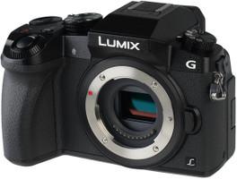 Panasonic Lumix DMC-G70 Cuerpo negro