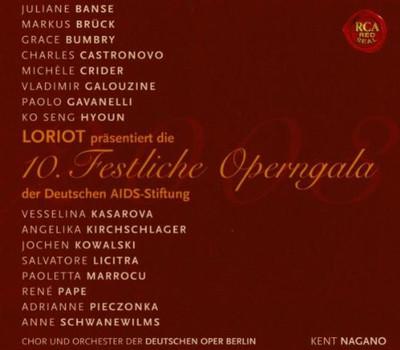Loriot - 10. Festliche Operngala der Dt. Aids-Stiftung
