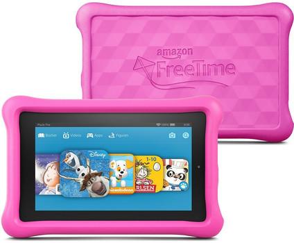 """Amazon Fire 7"""" 8GB [wifi, Kids Edition] roze"""