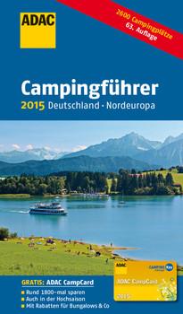 ADAC Campingführer Deutschland und Nordeuropa 2015
