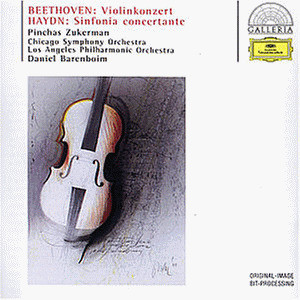 Zukerman - Galleria - Beethoven / Haydn