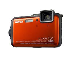 Nikon COOLPIX AW120 naranja
