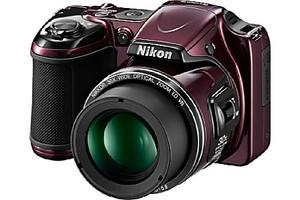 Nikon COOLPIX L820 paars
