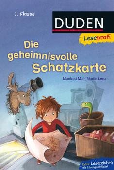 Leseprofi - Die geheimnisvolle Schatzkarte, 1. Klasse - Mai, Manfred