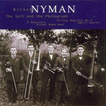 Nyman - The Suit And The Photograph