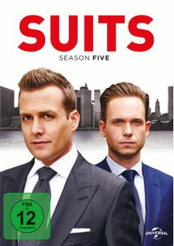 Suits - Season 5 [4 Discs]
