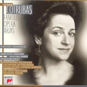 Ileana Cotrubas - Opernarien und Duette