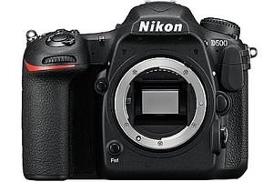 Nikon D500 Cuerpo negro