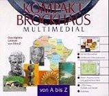 Kompakt Brockhaus Multimedial. CD- ROM