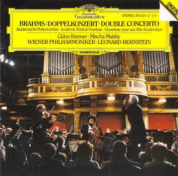 Wiener Philharmoniker - Leonard Bernstein: Johannes Brahms - Doppelkonzert
