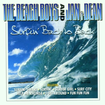 the Beach Boys - Surfin' Back to Back