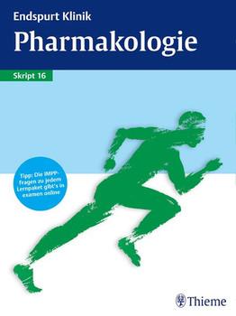 Endspurt Klinik Skript 16:: Pharmakologie