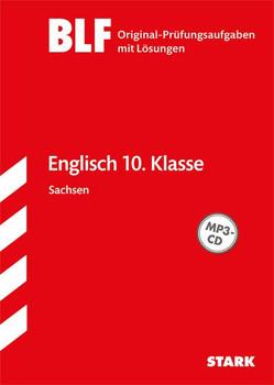 BLF - Englisch 10. Klasse - Sachsen [Taschenbuch]