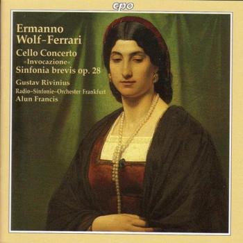 E. Wolf-Ferrari - Con Vc/Sinf Brevis