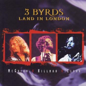 Mcguinn - 3 Byrds Land in Lond