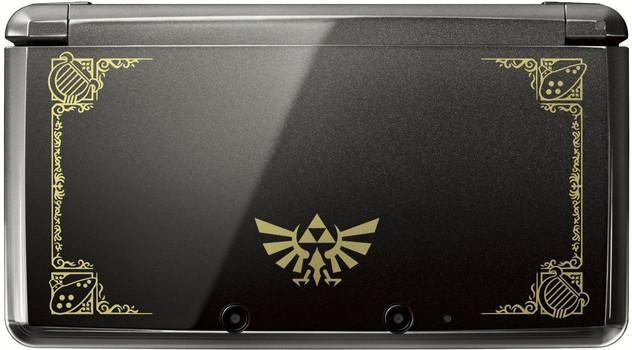 Nintendo 3DS kosmos zwart [Limited Edition incl. 2 GB geheugenkaart, zonder game]