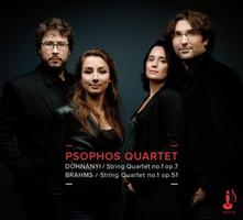Psophos Quartet - Brahms: String Quartet 1 in A major,op.7/Str