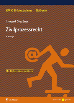 Zivilprozessrecht - Irmgard Gleußner  [Taschenbuch]