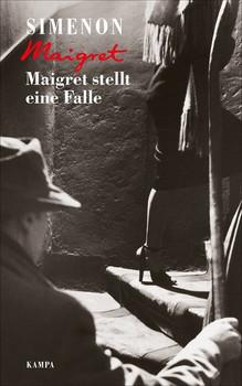 Maigret stellt eine Falle - Georges Simenon  [Gebundene Ausgabe]