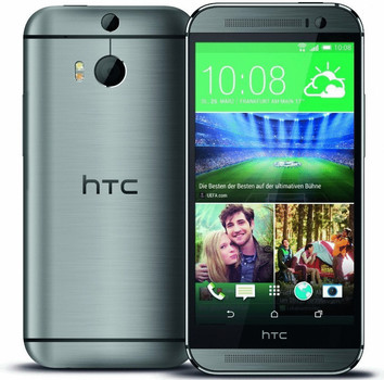HTC One (M8) 32GB grigio