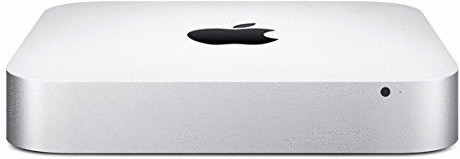 Apple Mac mini 2.6 GHz Intel Core i5 8 GB RAM 1 TB HDD (5400 U/Min.) [Finales de 2014]