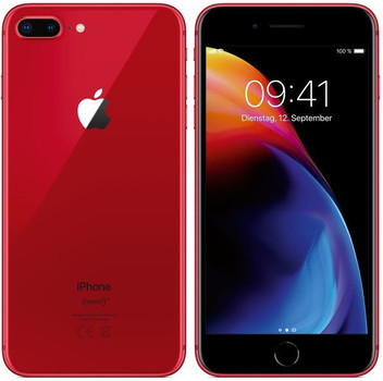 Apple iPhone 8 Plus 64GB [(PRODUCT) RED Special Edition] rood