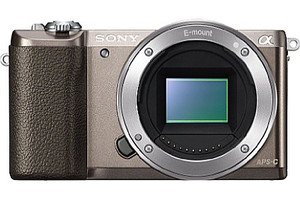 Sony Alpha 5100 body marron