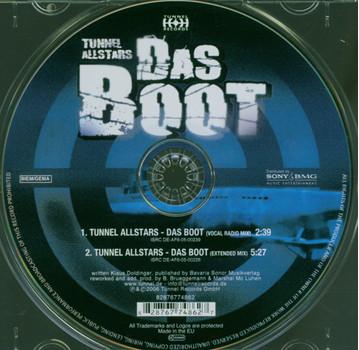 Tunnel Allstars - Das Boot