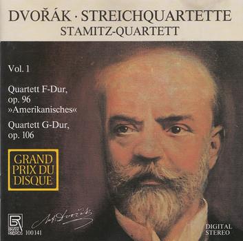 Stamitz-Quartett - Antonin Dvorak: Streichquartette - Vol. 1