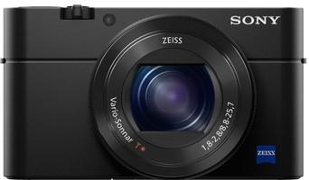 Sony DSC-RX100 IV zwart