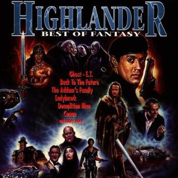 Various - Highlander - Best of Fantasy