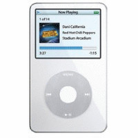Apple iPod classic 5.5G 30GB wit