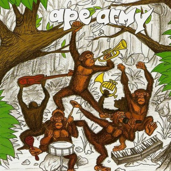 Ape Army - Two Percent Less