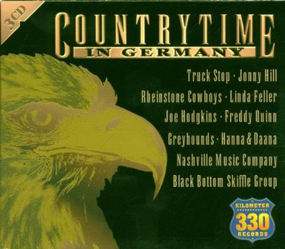 Various - Countrytime in Germany