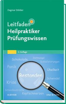Leitfaden Heilpraktiker Prüfungswissen - Dagmar Dölcker  [Gebundene Ausgabe]