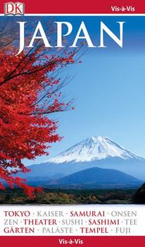 Vis-à-Vis Reiseführer Japan. mit Mini-Kochbuch zum Herausnehmen [Taschenbuch]
