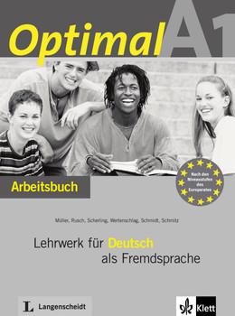 Optimal / Arbeitsbuch A1 mit Lerner Audio-CD: Lehrwerk für Deutsch als Fremdsprache - Müller, Martin