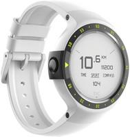 Mobvoi Ticwatch S 45 mm blanc au bracelet en silicone glacier [Wi-Fi]