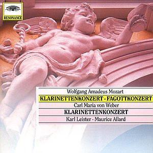 Leister - Resonance - Mozart / Weber
