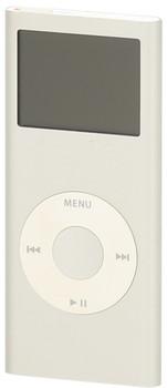 Apple iPod nano 2G 4GB zilver