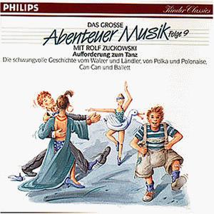 Rolf Zuckowski - Das grosse Abenteuer Musik Folge 9