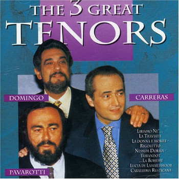 Various - The 3 Great Tenors