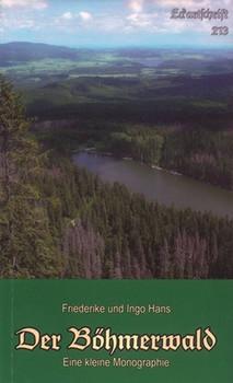Der Böhmerwald. Eine kleine Monographie - Friederike Hans  [Taschenbuch]