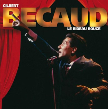 Gilbert Becaud - Le Rideau Rouge