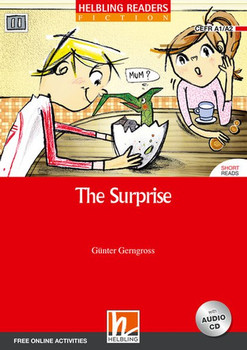 The Surprise, mit 1 Audio-CD. Helbling Readers Red Series / Level 2 (A1) - Günter Gerngross  [Taschenbuch]