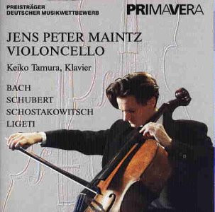 J.P. Maintz - Jens Peter Maintz-Violoncell