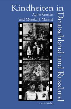 Kindheit in Deutschland und Russland - Monka J. Mannel  [Taschenbuch]