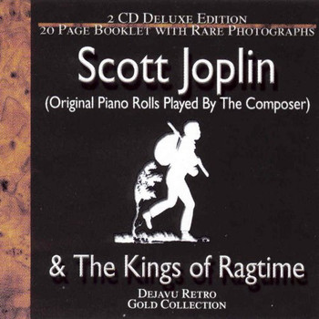 Scott & the Kings of Ra Joplin - The Gold Collection-40 Classic