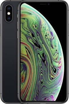 Apple iPhone XS 64GB gris sidéral